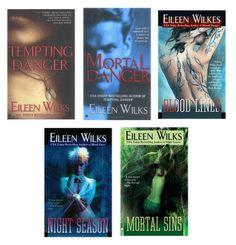 Eileen Wilks (3 books aren't listed here)