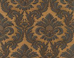 Ryan Wallcoverings Ltd - Trianon Wallpaper 515046, €52.00 (http://www.ryanwallcoverings.com/trianon-wallpaper-515046/)