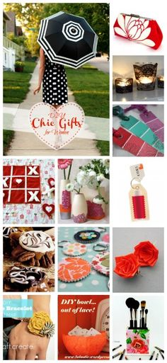30+ Outstanding DIY Gifts for Women