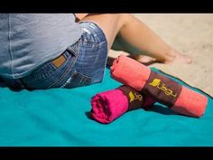 Sand Repellent Blankets by Lagu