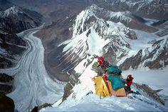 Image result for k2 mountain bottleneck