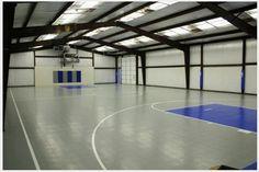 100 Barnaminiums Ideas Hockey Room Home Basketball Court Indoor Basketball Court