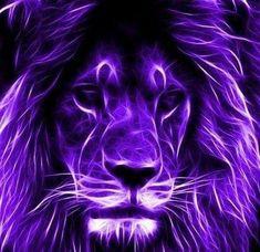 Purple Sparkle, Lion Art, Lion Sculpture, Statue, Animals, Lavender, Wallpapers, Animaux, Animales