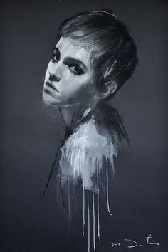 Emma Watson by Mark Demsteader