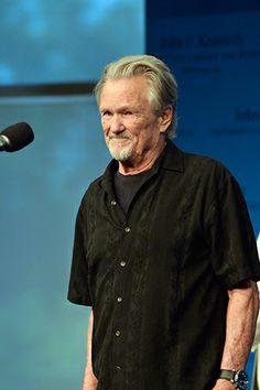 Kris Kristofferson  PEN New England Song Lyrics Awards