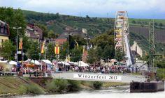 """Niersteiner Winzerfest - Nummer zwei der """"großen Vier"""""""