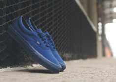 "A Perfect Example of Less Being More - Vans Era ""Tonal"" Pack - KicksOnFire.com"