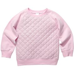 Girls' Glitter Collection Quilted Sweater Target Australia ($14) ❤ liked on Polyvore featuring baby clothes and baby girl