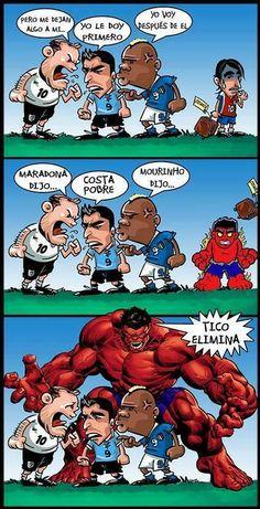 Los memes del día 13 del Mundial En Brasil | FOX Deportes