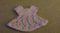 Craftdrawer Crafts: Best Crochet Dress Pattern for Baby - Free ...