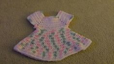 Craftdrawer Crafts: Best Crochet Dress Pattern for Baby - Free ...