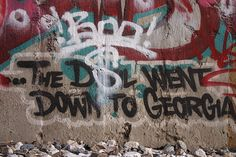 Atl! Devil went down to georgia