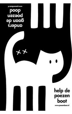 Topic 4: Form and counter form  The form on this logo is the white cat standing upright. The counter form is the black cat kind of shadowing the form or the white cat.Also you can see the shapes the legs are forming. Its overall interesting because you see that the counter form shadows the form. it makes me want to find out what logo this is._____________________________________ Found on google images