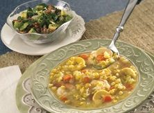 Caribbean Split Pea Soup and Watercress With Mustard Dressing - Publix Aprons Simple Meals Great Recipes, Soup Recipes, Cooking Recipes, Publix Aprons Recipes, How To Cook Chili, Green Split Peas, Mustard Dressing, Pea Soup, Recipe Details