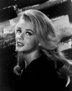Ann Margret-beautiful lady. Did shows for our troops in Vietnam because she is a patriot.