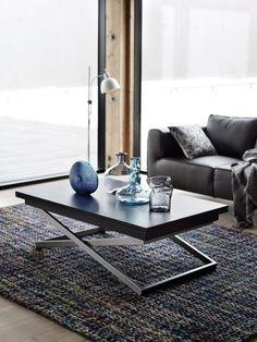 ausgefallener beistelltisch von boconcept wohnzimmereinrichtung livingroom