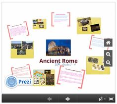 Making Prezi's with your class - easy way to do group research projects. I love Prezi and there are great ideas on this bloggers site as well for its use.