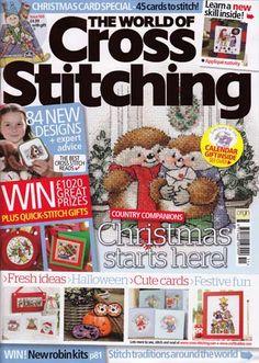The World of Cross Stitching Issue 169 Hardcopy