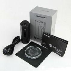 In stock!! Powerful Wismec Reuleaux ecigs temp control box mod Wismec Reuleaux DNA200 200W TC mod Wismec Reuleaux RX200