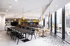 De Bijenkorf Restaurant by i29 Interior Architects