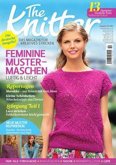 【转载】The Knitter №10 2012 - Amy の 温馨小屋的日志 - 网易博客