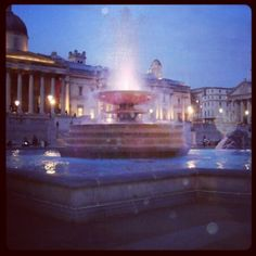 But there will always be #London. #Unitedkingdom #greatBritain #Trafalgarsquare