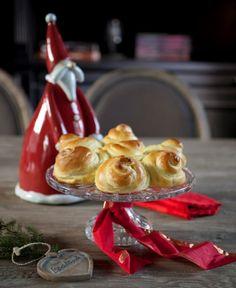 Rose di pane svedese allo zafferano - Csaba dalla Zorza