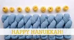 We're Thankful for You! And Happy Hanukkah!
