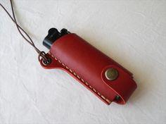 リップクリーム、ライター、ペンまで差せる!マルチに活躍してくれるケースを作りました。ホックがデザインのアクセントであり、便利なところです。80cmのコットンコ...|ハンドメイド、手作り、手仕事品の通販・販売・購入ならCreema。