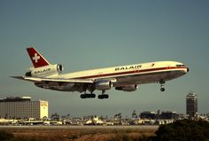 Balair, McDonnell Douglas DC-10-30 | Flickr - Photo Sharing!