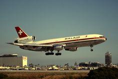 Balair, McDonnell Douglas DC-10-30 | Flickr - Photo Sharing!