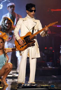 Prince Musician Style-Prince Best Fashion Moments of All Time