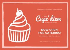 Use this customizable Catering Business Postcard template and find more professional designs from Canva. Printable Postcards, Postcard Template, Postcard Design, Business Postcards, Catering Business, Stationary Design, Templates, Canvas, How To Make