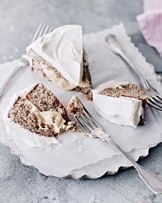 Sweet Paul's Lemony Poppy-Seed Layer Cake