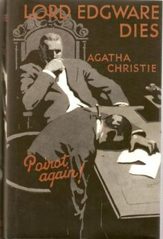 Agatha christie books first editions
