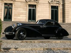 1934 Mercedes-Benz 540 K Autobahn Kurier Mercedes Benz Maybach, Mercedes Benz Cars, Vintage Cars, Antique Cars, Classy Cars, Classic Mercedes, Automotive Design, Cars And Motorcycles, Luxury Cars