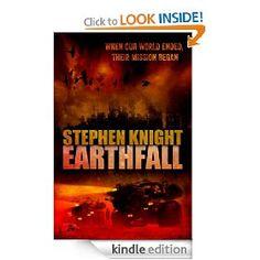 Earthfall   Stephen Knight  $3.99