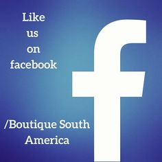 If you're on #facebook check us out #BoutiqueSouthAmerica  #HeartSouthAmerica