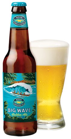 Kona Brewing Company is Hawaiian, with the beers being brewed in Hawaii or to standards set by Hawaiian ingredients.  Nothing says Gift Basket like a few beers (unless they are under age)!