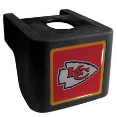 Kansas City Chiefs Shin Shield Hitch Cover