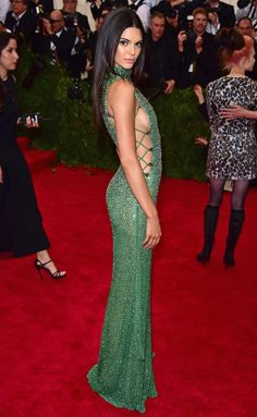 Kim Kardashian, Kylie and Kendall Jenner at the Met Gala: Photos