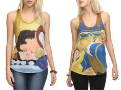 Disney Women's Tank Tops