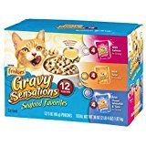 $16.48  - Purina Friskies Gravy Sensations Seafood Favorites Cat... >>> Click image to review more details. (This is an affiliate link) #CannedCatFood