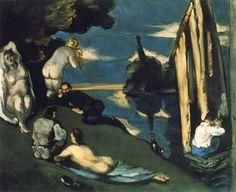 Paul Cezanne ポール・セザンヌ(仏)