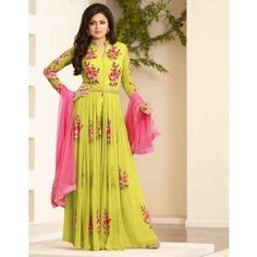 186871ac09ec Salwar Suits Online - Buy Designer Salwar Kameez for Women with Upto 60%  Off - IndiaRush. Shree Yagna Drashti Dhami ...