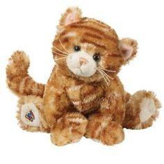 webkinz ginger cat!!! sooo sweet!!!!