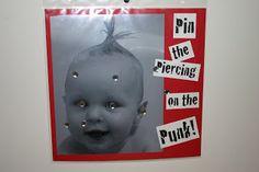 Owen's 1st Birthday- Punk Rock.  Quick and fun game!