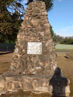 Hume and Hovell Monument, Swanpool Victoria, Australia Victoria Australia, Travel, Life, Viajes, Destinations, Traveling, Trips, Tourism