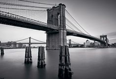 Peter Like Fine Art Photography - Brooklyn Bridge.