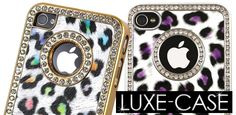 Leopard iPhone 4 Case